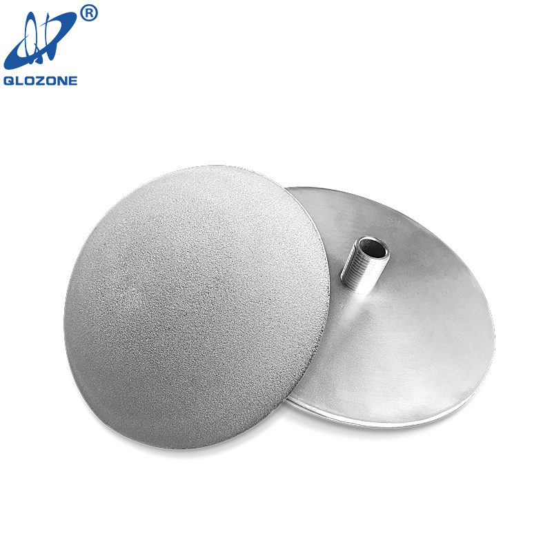 Nano Titanium Flat Type Diffuser for Aeration Tank 180 mm
