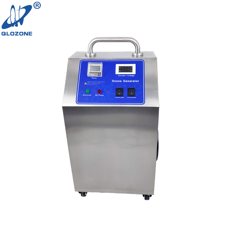 Portable Commercial Ozone Generator for Laboratory