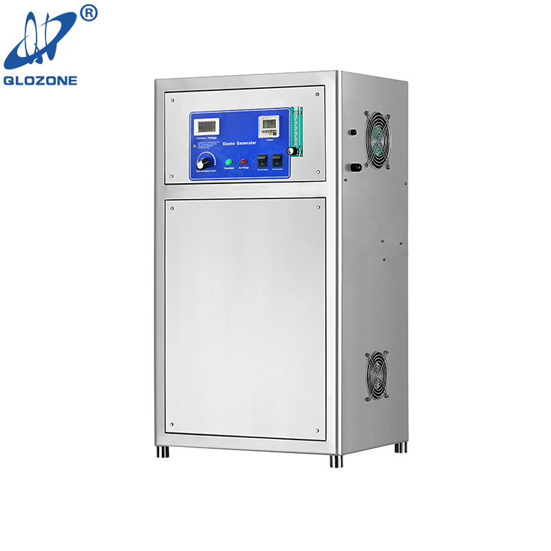 Manual Commercial Ozone Generator Kill Bacteria for Disinfection