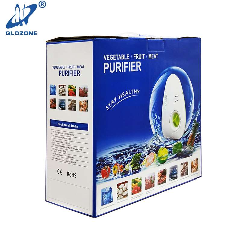 Small 400mg Ozone Generator in Home
