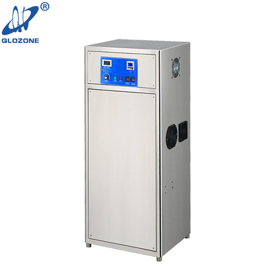Aqueous Water Treatment Commercial Ozone Generator Large