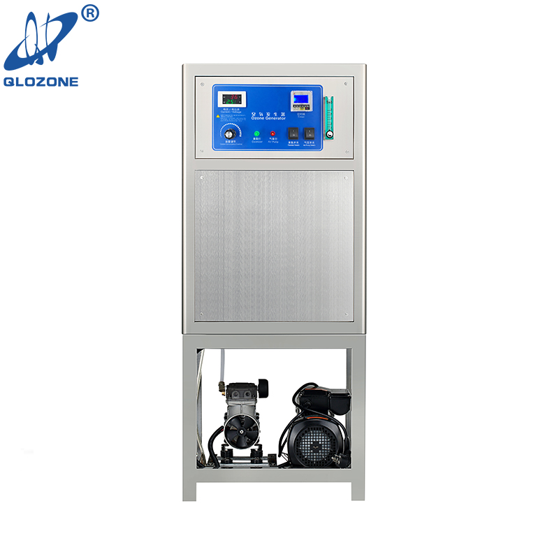 Clean Ozone Water System for Industrial Fruit And Vegetable Washing 10 G