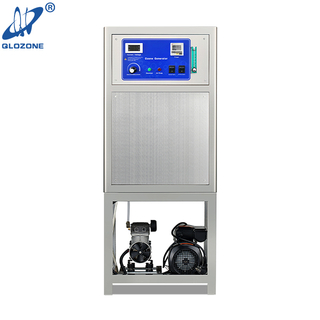 Clean Seafood Washing Ozone Water Purification Systems